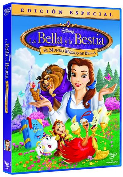La Bella y La Bestia: El mundo mágico de Bella (Beauty and the Beast: Belle's Magical World)