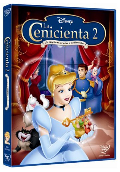 La Cenicienta 2: La magia no termina a medianoche (Cinderella II: Dreams Come True)