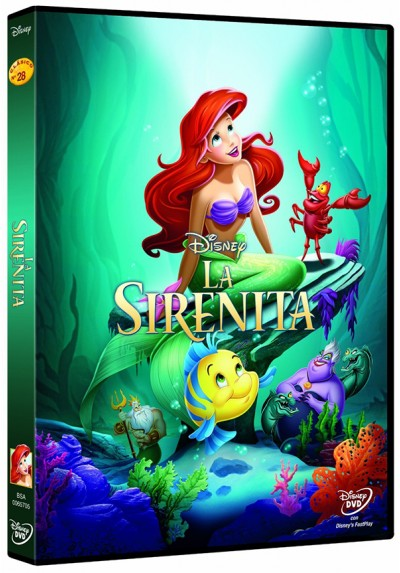 La sirenita (The Little Mermaid)