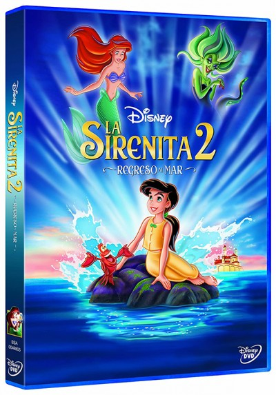 La sirenita 2: Regreso al mar (The Little Mermaid II: Return to the Sea)