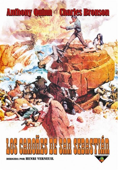 Los Cañones de San Sebastián (La bataille de San Sebastian)