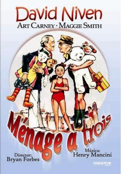 Ménage Á Trois (Better Late Than Never)