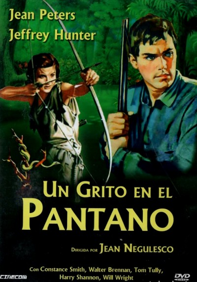 Un grito en el pantano (Lure of the Wilderness)