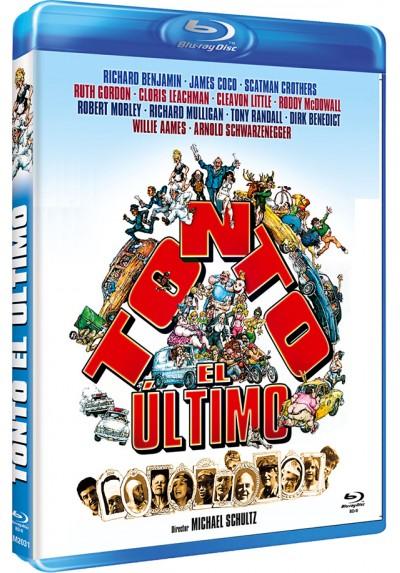 Tonto El Ultimo (Bd-r) (Scavenger Hunt)