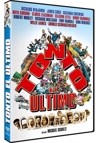 Tonto El Ultimo (Dvd-r) (Scavenger Hunt)