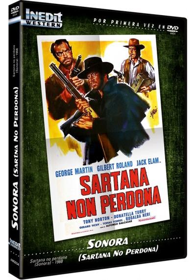 Sonora - Sartana No Perdona (Dvd-r) Sartana No Perdone (Sonora)
