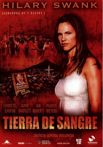 Tierra de sangre (Red Dust)