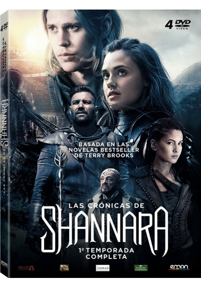 Las crónicas de Shannara  - Temporada 1ª Completa (The Shannara Chronicles)