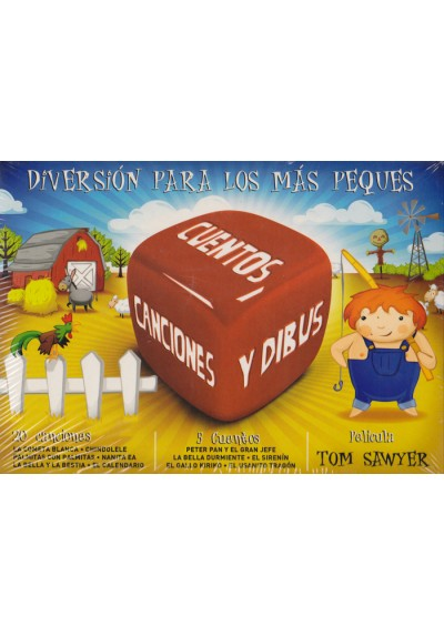 Cuentos Canciones Y Dibus - Tom Sawyer