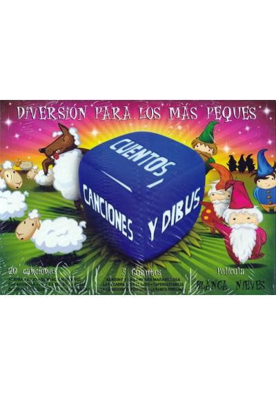 Cuentos Canciones Y Dibus - Blancanieves