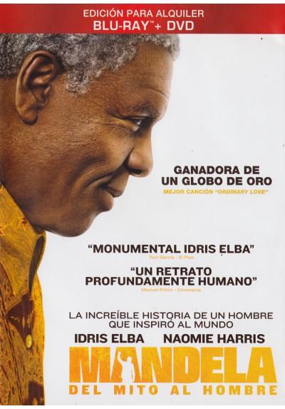 Mandela: Del Mito Al Hombre (DVD + Bluray)