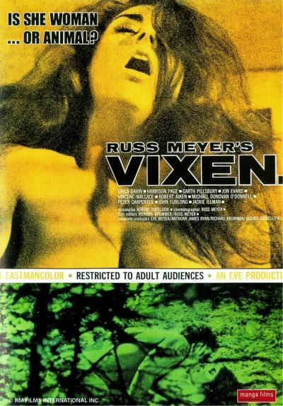 Vixen! (Russ Meyer's Vixen)