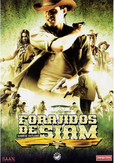 Forajidos de Siam (Siamese Outlaws)