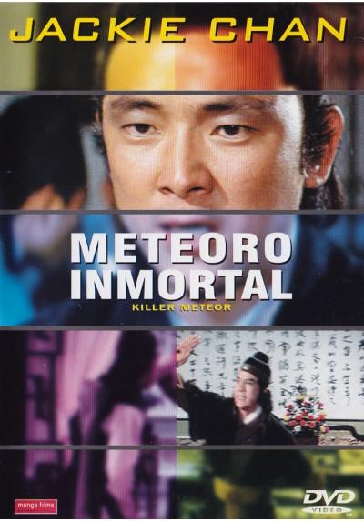 Meteoro inmortal (The Killer Meteors)