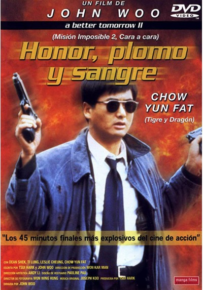 Honor, plomo y sangre (A Better Tomorrow II)