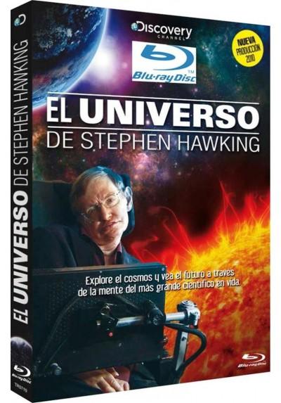 El Universo de Stephen Hawking (Stephen Hawking's Universe) - Blu-ray