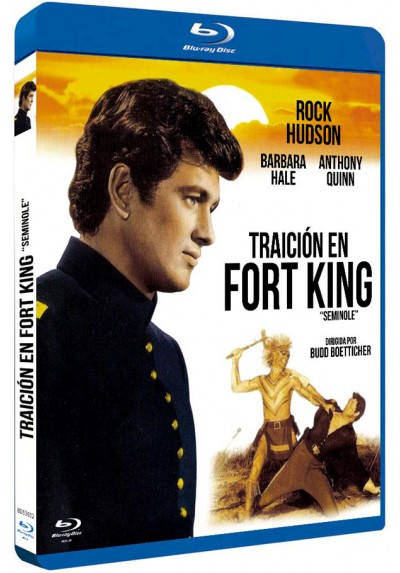 Traición en Fort King (Bd-R) (Seminole)