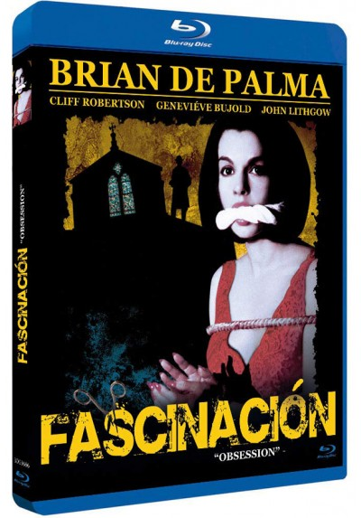 Fascinación (Blu-ray) (Obsession)