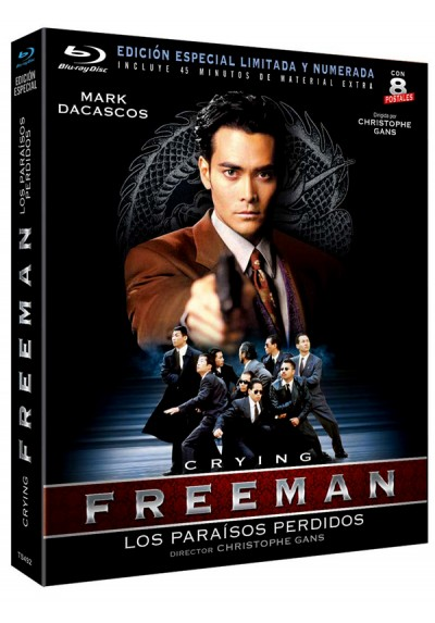 Crying Freeman: Los paraísos perdidos (Blu-ray) (Crying Freeman)