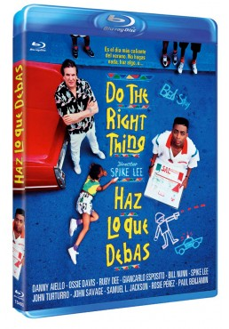Haz lo que debas (Blu-ray) (Do the Right Thing)