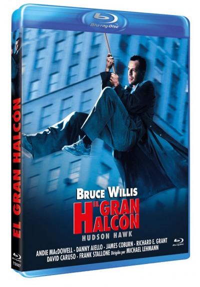 El gran Halcón (Blu-ray) (Hudson Hawk)