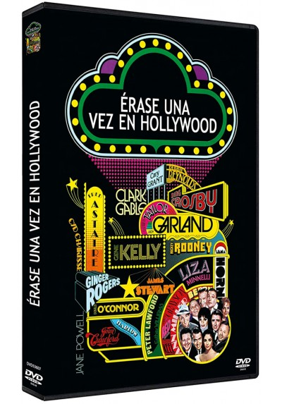 Erase Una Vez En Hollywood (Dvd-R) (That'S Entertainment!)