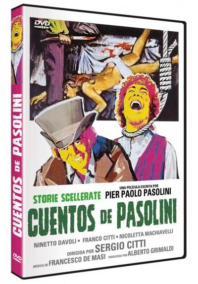 Cuentos de Pasolini (Storie scellerate)