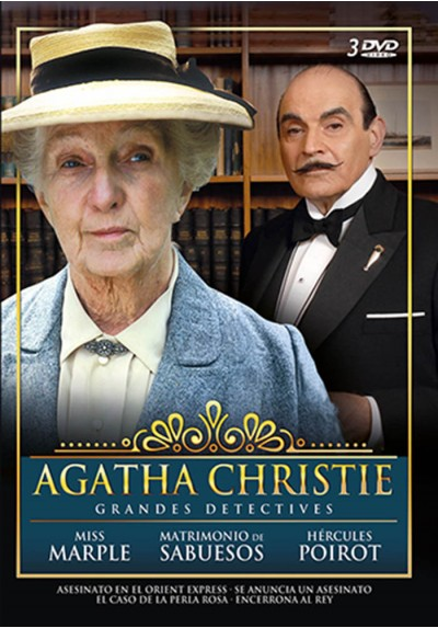 Agatha Christie - Grandes Detectives