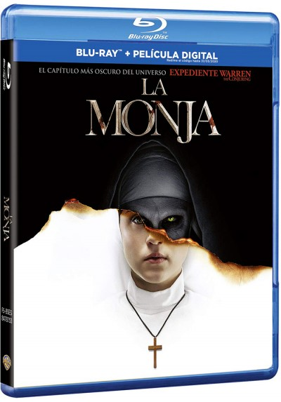 La monja (Blu-ray) (The Nun)