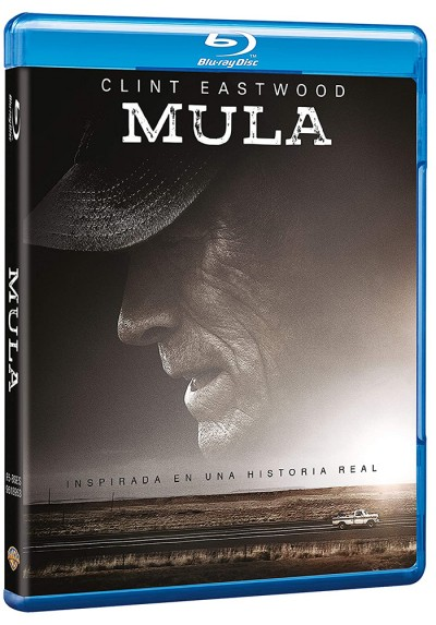 Mula (Blu-ray) (The Mule)
