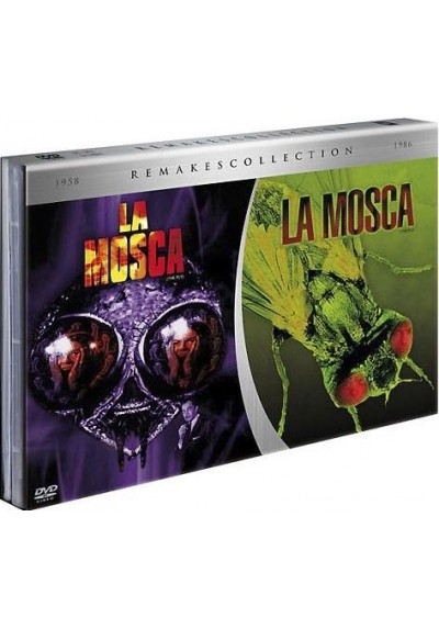 Remakes Collection: La Mosca (1958) y (1986)