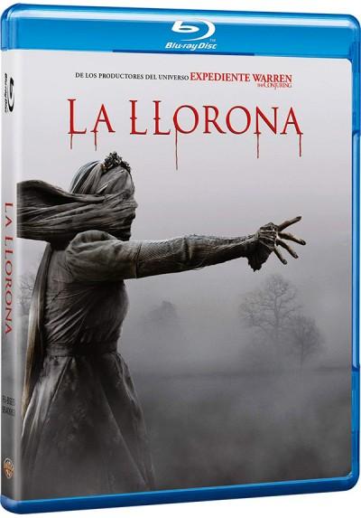 La Llorona (Blu-ray) (The Curse of La Llorona)