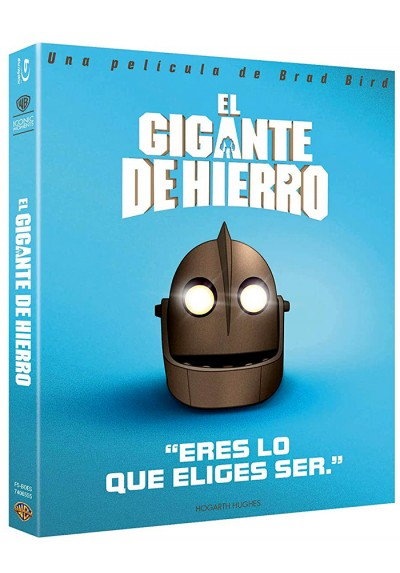 El Gigante De Hierro - Ed. Iconic (Blu-ray) (The Iron Giant)