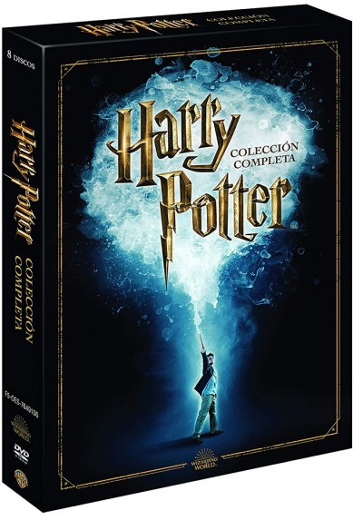Harry Potter - Saga Completa (Ed.19)