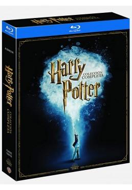 Harry Potter - Saga Completa (Ed. 19) (Blu-ray)