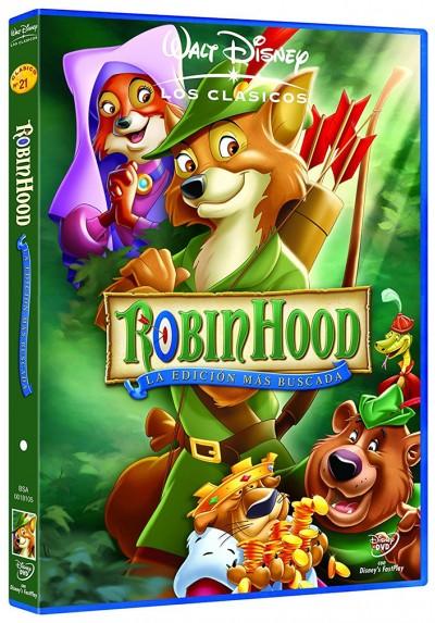 Robin Hood: La Edición Más Buscada (Robin Hood)
