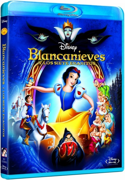 Blancanieves y los siete enanitos (Blu-ray) (Snow White and the Seven Dwarfs)