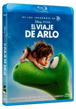 El viaje de Arlo (Blu-ray) (The Good Dinosaur)