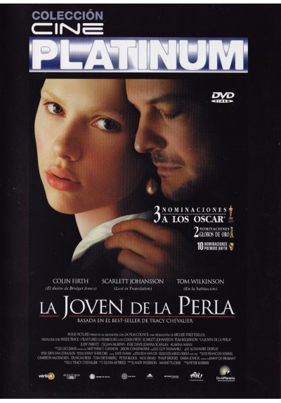La Joven De La Perla (Girl With A Pearl Earring)
