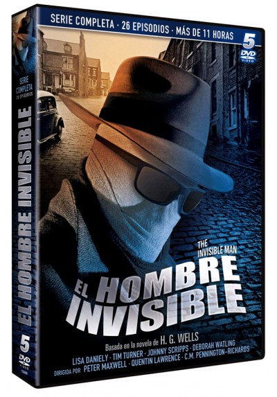 El Hombre Invisible - Serie Completa (The Invisible Man)
