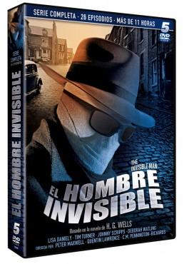 El Hombre Invisible - Serie Completa (The Invisible Man)