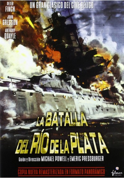 La Batalla Del Rio De La Plata (The Battle Of The River Plate)