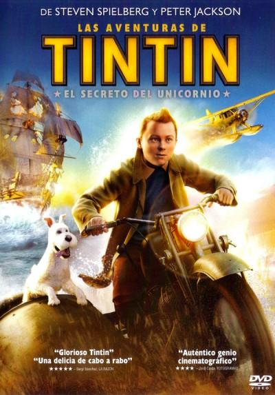 Las Aventuras De Tintin : El Secreto Del Unicornio (The Adventures Of Tintin)