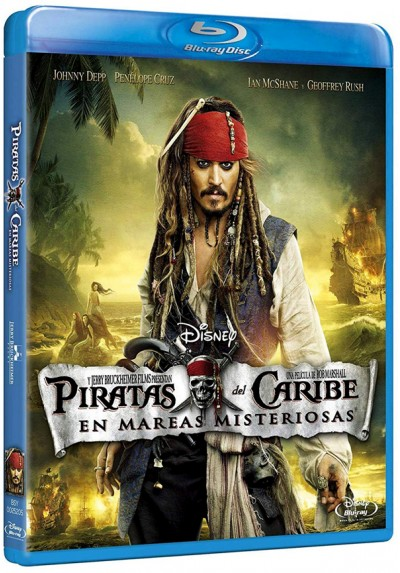 Piratas Del Caribe : En Mareas Misteriosas (Blu-Ray) (Pirates Of The Caribbean: On Stranger Tides)