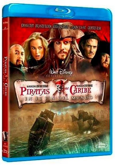 Piratas Del Caribe : En El Fin Del Mundo (Blu-Ray) (Pirates of the Caribbean: At World's End)