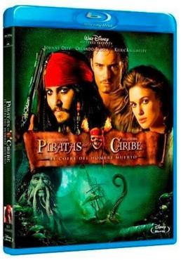 Piratas del Caribe: El Cofre del Hombre Muerto (Blu-ray) (Pirates of the Caribbean: Dead Man's Chest )