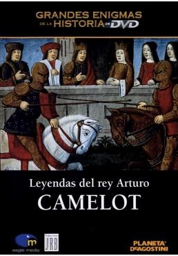 Leyendas del Rey Arturo - Cametlo - Grandes Enigmas de la historia