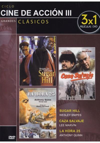 Cine de Acción III - Grandes Clásicos (Estuche Slim)