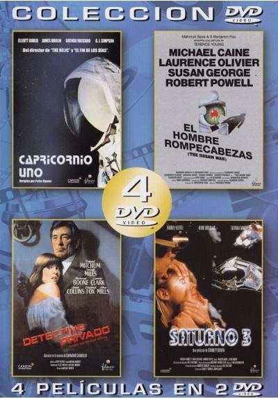 Colección 4 pelícuals en 2 DVD´S