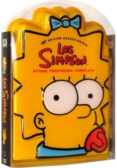 Los Simpson Octava Temporada - Edición Coleccionista